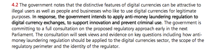 4_2 UK Government Outlines Support for FinTech and Digital Currencies UK Government Outlines Support for FinTech and Digital Currencies 4 2